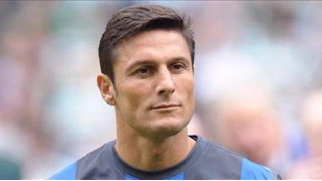 Serie A - Zanetti wants to play on at Inter