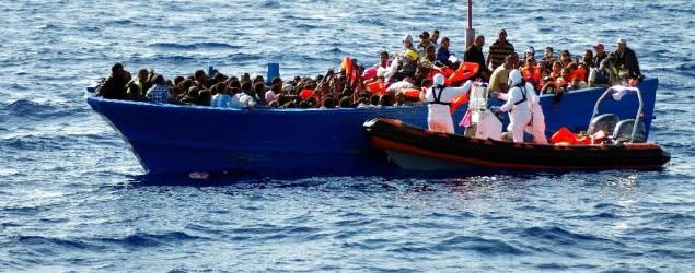 Libya arrests 3 in migrant boat deaths