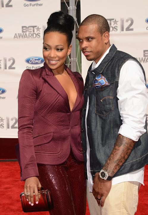 2012 BET Awards - Arrivals