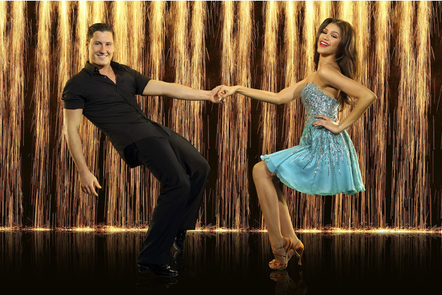 &quot;Dancing with the Stars&quot; Season 16 VAL CHMERKOVSKIY, ZENDAYA