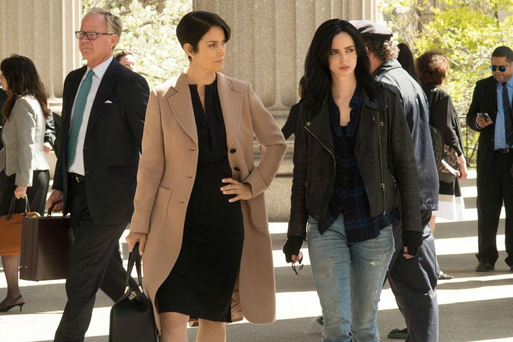 Jessica Jones is four times more popular on Twitter than The Man in the High Castle