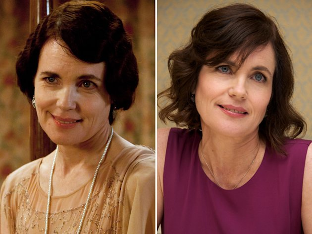 Elizabeth McGovern (Lady  …