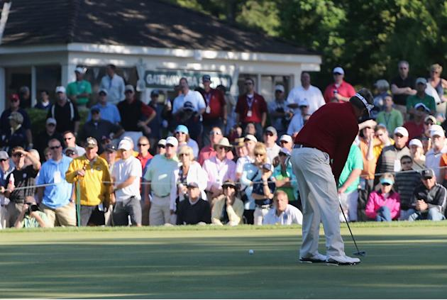 Senior PGA Championship presented by KitchenAid - Round Two