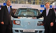 The Hinduja Group flagship, Ashok Leyland and Nissan Motor Company on Friday rolled out their first product, the