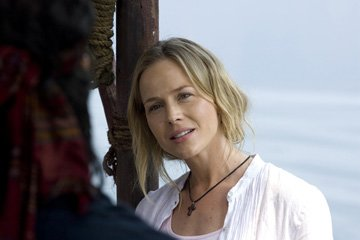 Julie Benz in Lionsgate Films' Rambo