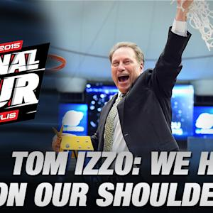 Beating Duke is the Chip on Tom Izzo's Shoulder | Duke in the Final Four