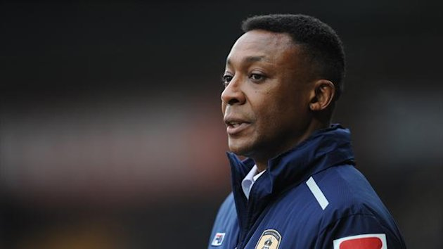 Chris Kiwomya has impressed the Notts County board