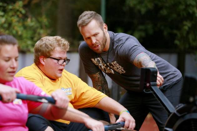 The Biggest Loser 'Tough Love' episode -- NBC