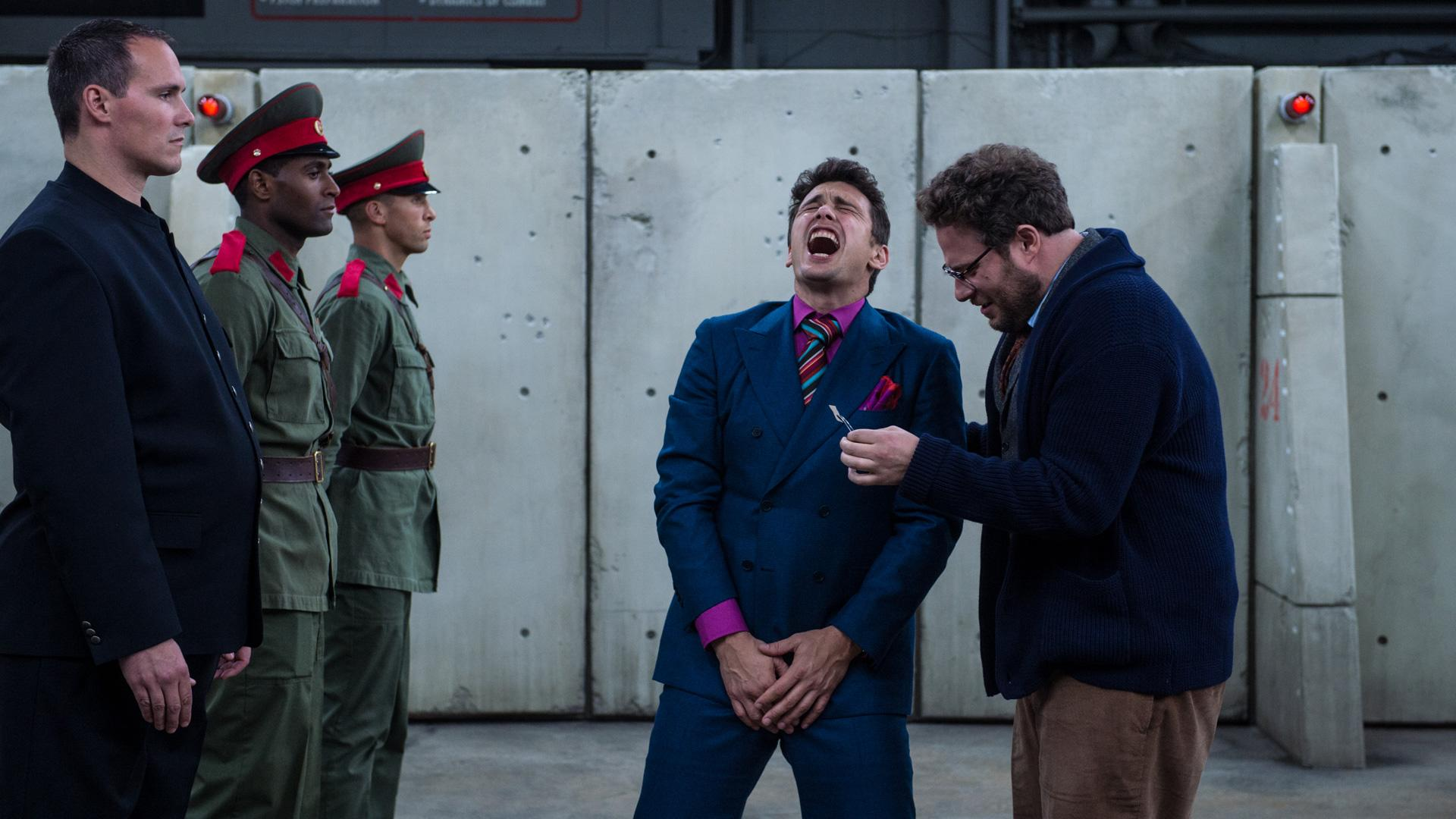 Republicans Urge Theaters to Show 'Interview': 'We Cannot Be Bullied Into Giving Up Freedom'