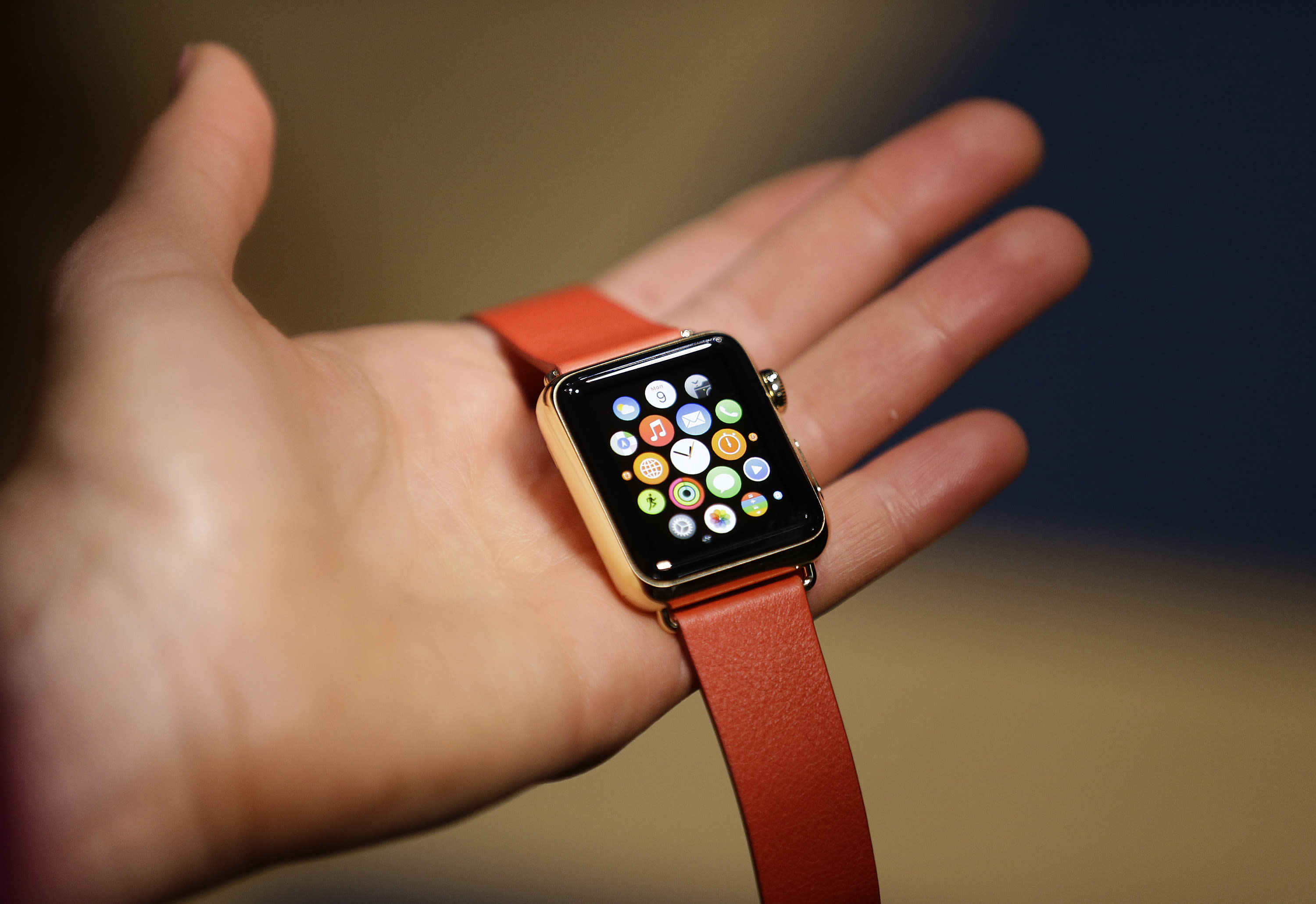 First Apple Watch sales forecast, GoDaddy pops & Ford sales disappoint