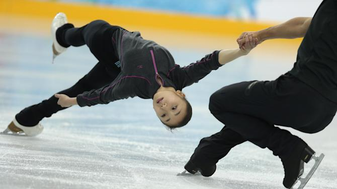 AP PHOTOS: A glimpse at Sochi ahead of the games
