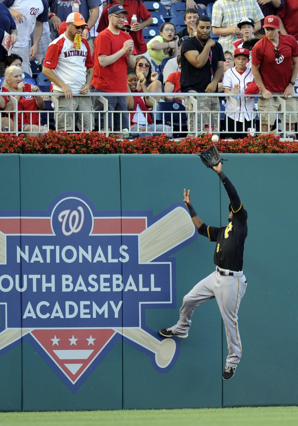 Gerrit Cole pitches Pirates past Nationals, 5-1