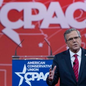 "Jeb Bush: GOP ""Have to Start Being For Things Again"""