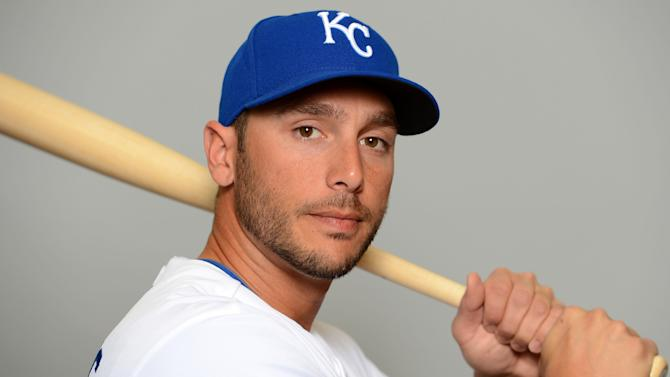 MLB: Kansas City Royals-Photo Day