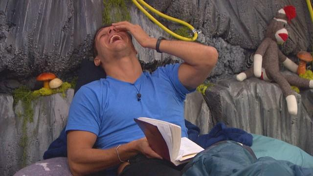 Big Brother - Reading from The Bible - Feed Highlight