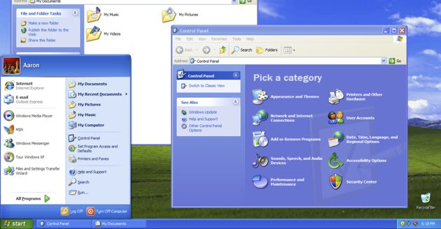 Over 40% of computer users are still using decade-old Windows XP      (Yahoo! News)