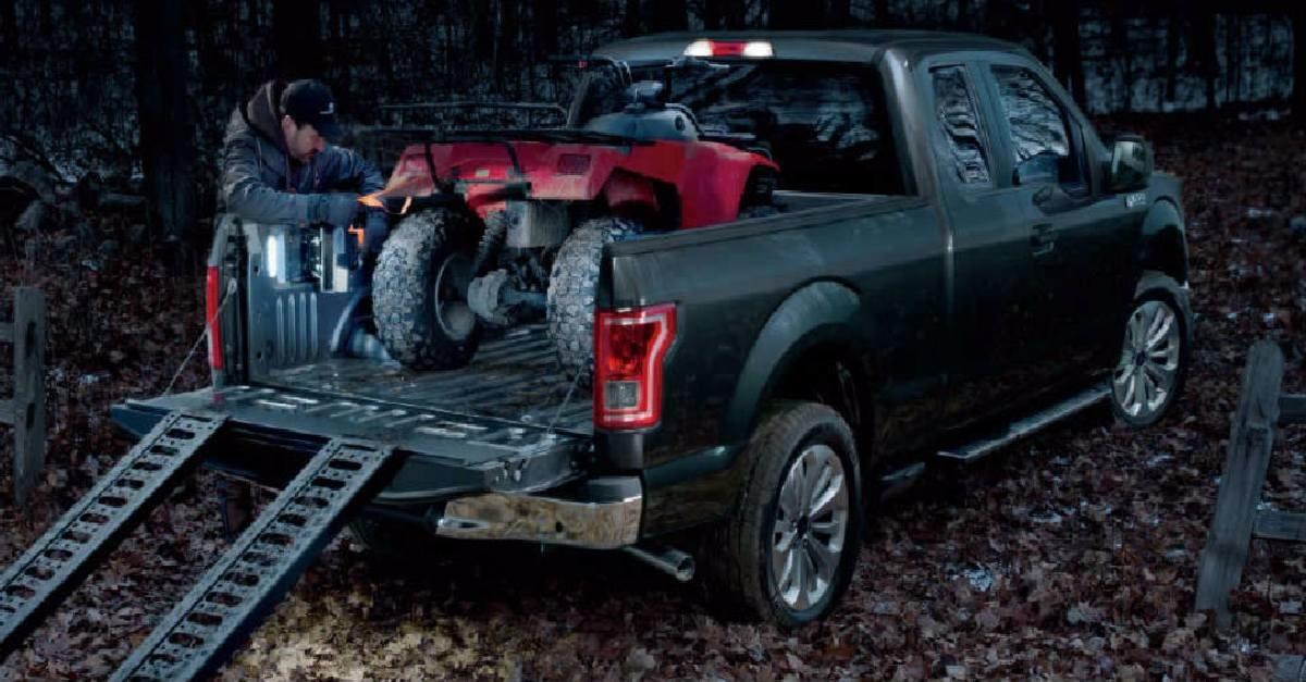 5 new F-150 features that improve its greatness