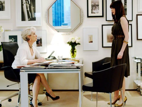 THE DEVIL WEARS PRADA (20 ...
