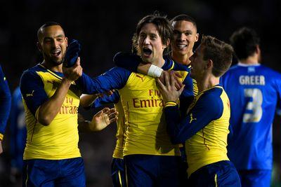 FA Cup draw results, 5th round: Arsenal drawn at home while Liverpool, Manchester United will go away