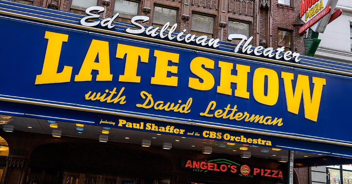 11 Of David Letterman's Best Musical Guests
