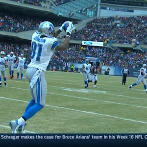 Week 16: Detroit Lions wide receiver Calvin Johnson highlights