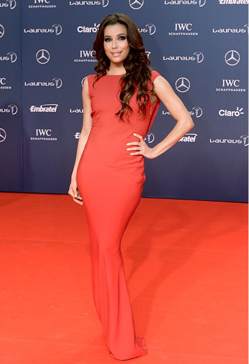 Arrivals - 2013 Laureus World Sports Awards