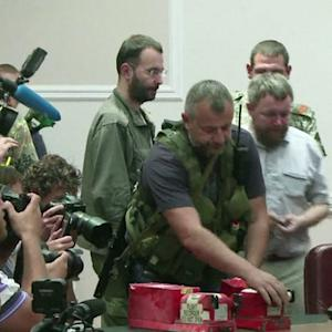 More indications MH17 crash site has been compromised