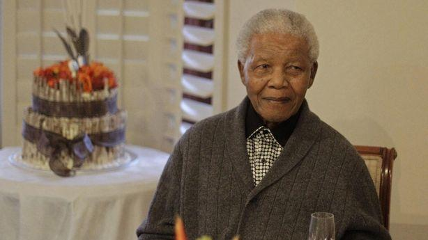 Nelson Mandela Hospitalized (Again) for a Lung Infection