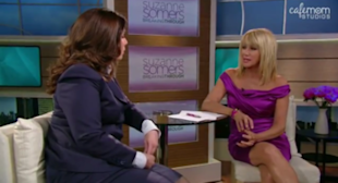 Suzanne Somers speaks with Dr. Smith