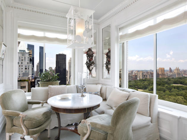 $50 Million Two-bedroom Apartment At Central Park Ritz