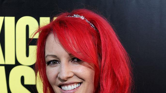 Kick Ass LA Premiere 2010 Jane Goldman
