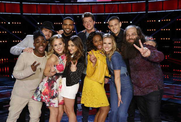 The Voice Predictions: Who's at Risk on Top 10 Results Night?