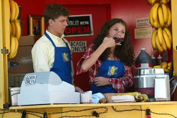 Michael Cera and Alia Shawkat Fox's Arrested Development
