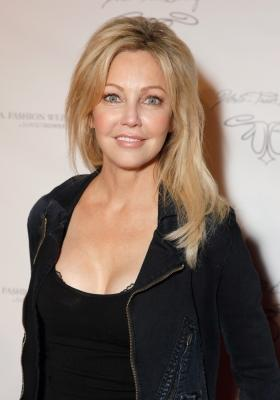 Heather Locklear looking good in LA on March 19, 2010 -- WireImage