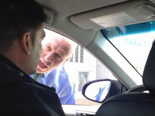 YouTube video of cop berating Uber driver leads to investigation