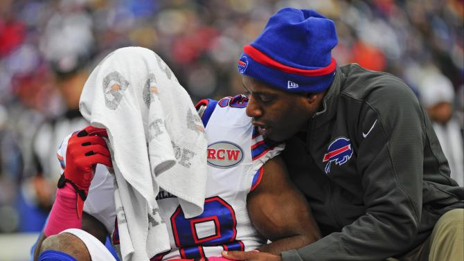 Bills' Spiller has chance to return from injury