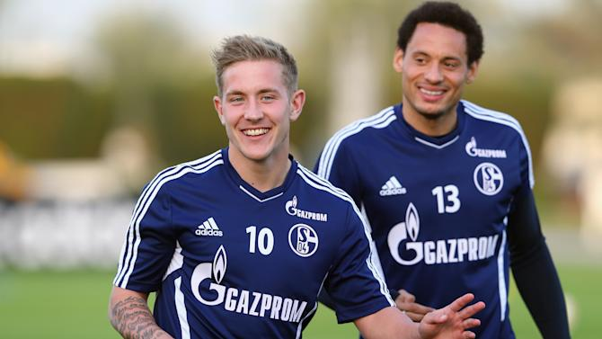 Schalke 04 - Doha Training Camp Day 3