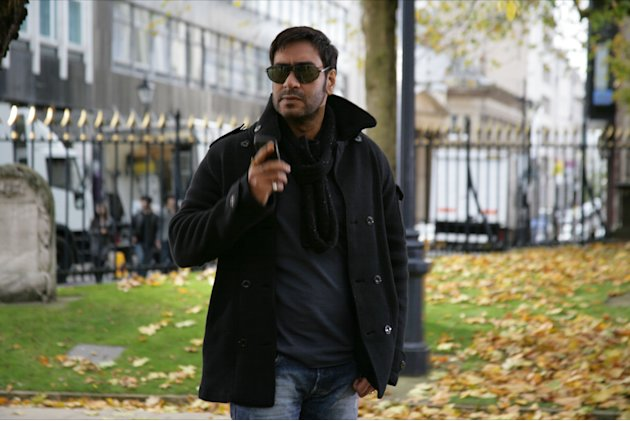 Ajay Devgn goes Bond in 'Tezz'