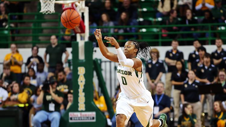 NCAA Womens Basketball: Oklahoma State at Baylor