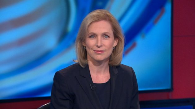 Sen. Kirsten Gillibrand: President Obama Should Have Been 'More Specific' With Healthcare Promise (ABC News)