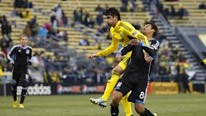 Despite EPL, Bundesliga experience, Columbus Crew's Glauber admits MLS transition isn't easy