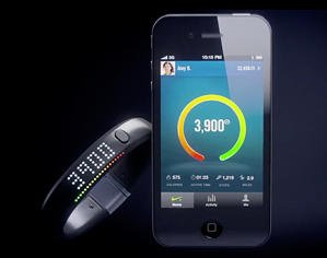 nike plus fuel band