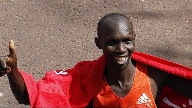 Athletics - Champion Kipsang plots London win for Kenya