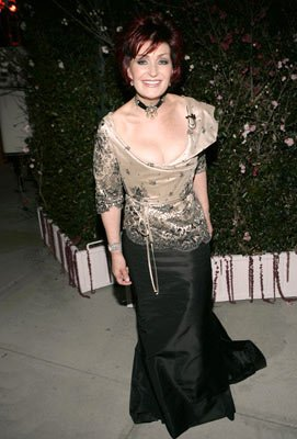 Sharon Osbourne 13th Annual Elton John AIDS Foundation Oscar Party West Hollywood, CA - 2/27/05