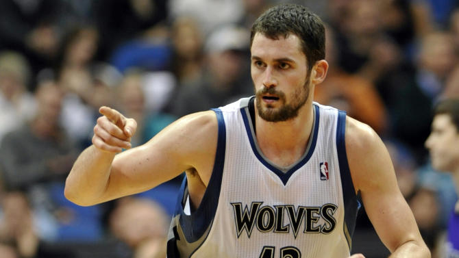 Love connection: Kevin Love to be welcomed by Cavs