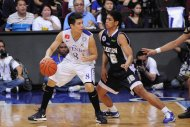 Nico Salva scored 24 points for Ateneo