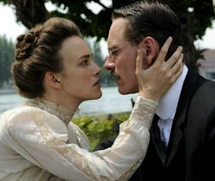 Michael Fassbender A Dangerous Method