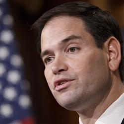 Marco Rubio: Back to the Future