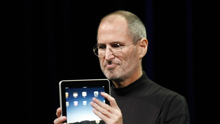 Clown had iPad stolen from Steve Jobs' home