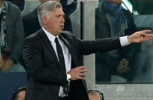 Ancelotti not risking Ronaldo against Valladolid